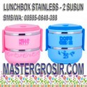 Lunchbox Stainless 2 susun