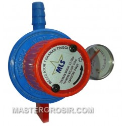Regulator Gas Elpiji MLS RMTT-M